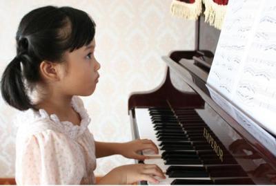 dạy đàn piano cho trẻ em